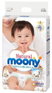 Moony Natural Tape Type