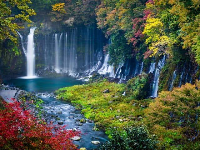 Mt. Fuji World Heritage Sites Tour also known as Mt. Fuji Golden Tour