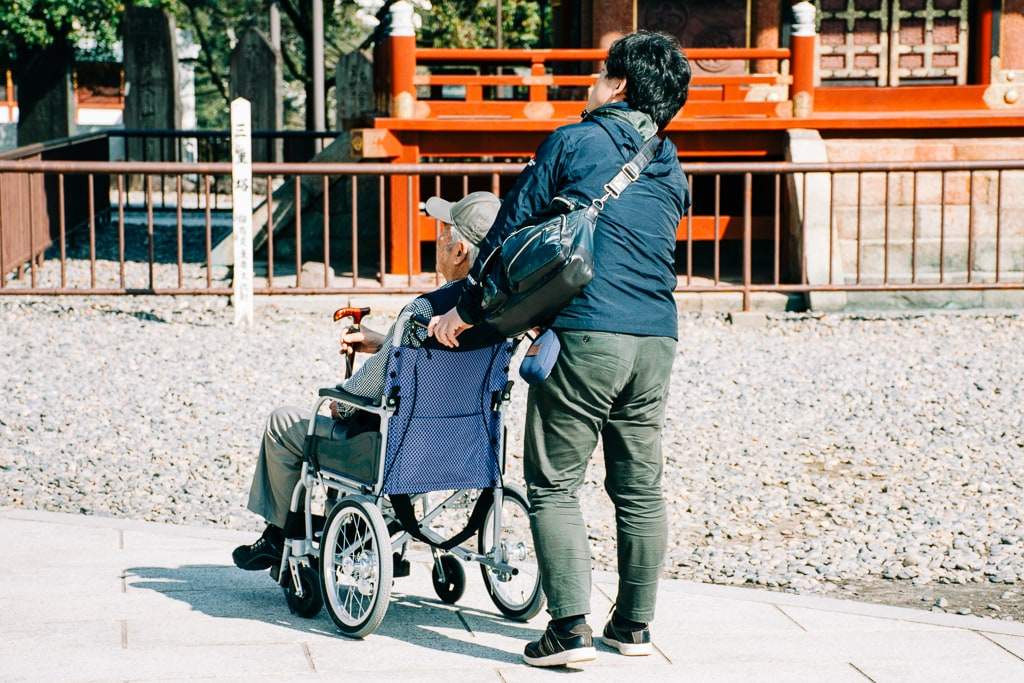 Wheelchair accessible tours in Mt. Fuji