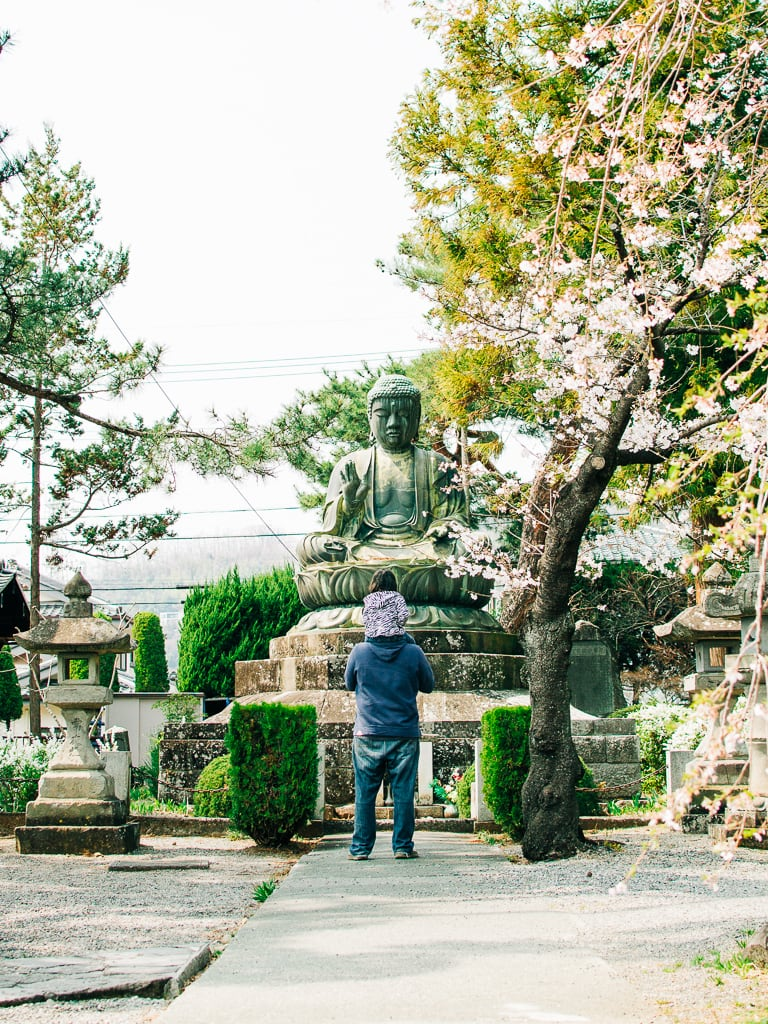 Kai Zenkoji Buddha and gardens
