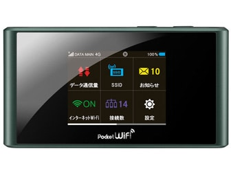 Pocket Wi-Fi 303ZT