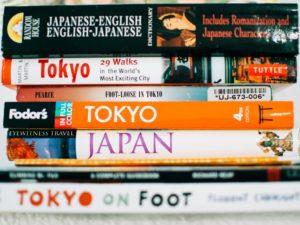 Best Japan Guide Books