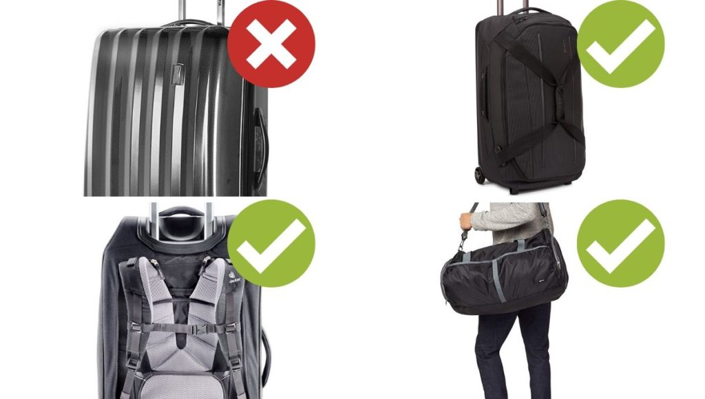 Best luggage bag for Japan travel