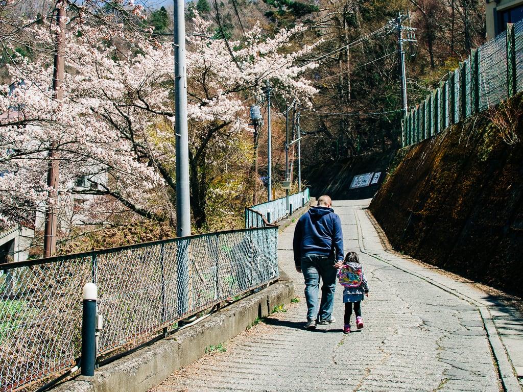 Hiking Mt Tenjo in Lake Kawaguchi - skipping the Kachi Kachi Ropeway