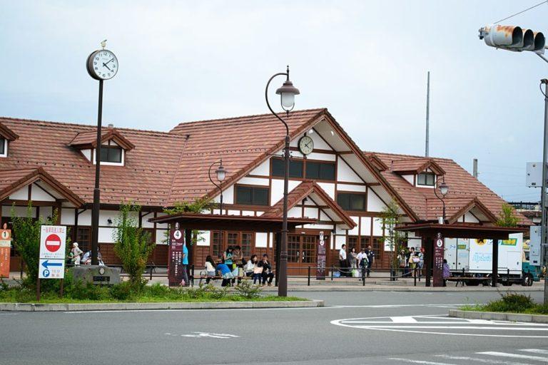 Kawaguchiko-Station
