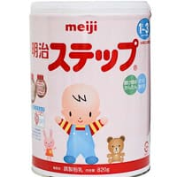 Meiji Step for toddlers