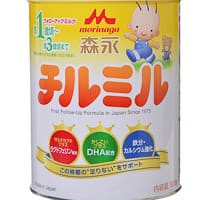 Morinaga Chil Mil for toddlers