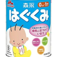 Morinaga Hagukumi for infants