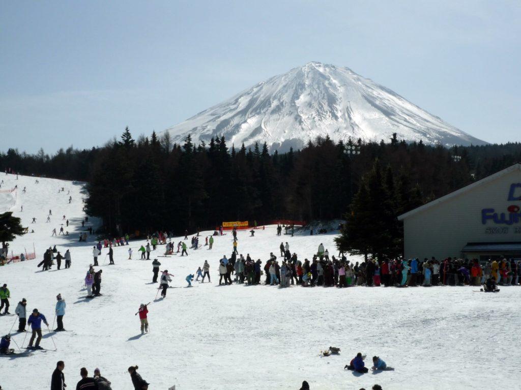 FUJITEN Snow Resort