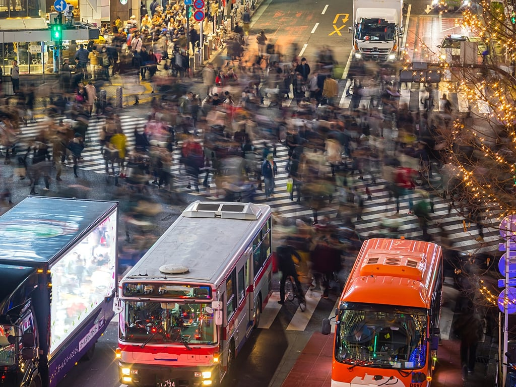 How to transfer from Narita Airport to central Tokyo