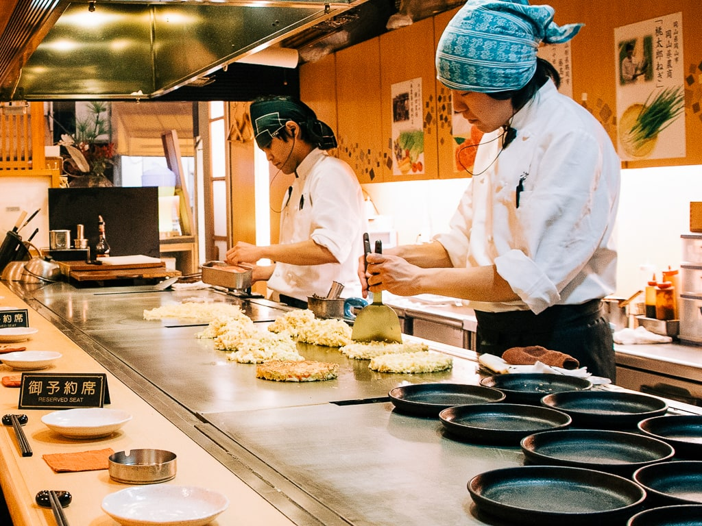 Guide to finding the very best food tours in Japan