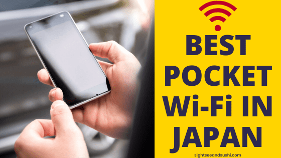 Best Pocket WiFi in Japan