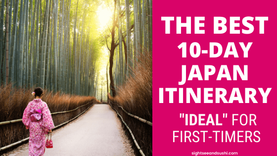 Best of Japan in 10 Days Itinerary