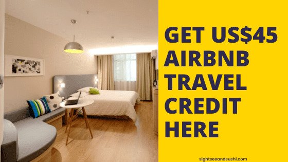 Get $45 AIRBNB Travel Credit